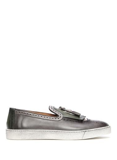 Santoni Lifestyle Ayakkabı Gri